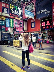 Exploring Hong Kong (www.theuncommontravelers.com) Tags: hongkong eastpak city streetphotography china città