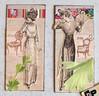 Mini Moo Cards 32 (collageDP) Tags: moocard minimoo smallart collage vintageatyle vintagefashion