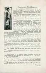 1925-09-21-Organization Day program-06 (Old Guard History) Tags: 1925 3dusinfantryregimenttheoldguard fortsnelling minnesota organizationday