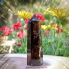 Smoky Quartz Crystal Tower (JG Beaded Jewelry) Tags: crystals smokyquartz smokeyquartz naturalcrystals healingcrystals