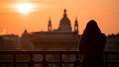 Budapest Sunrise (Bastian.K) Tags: v180mm40apo budapest buda pest voigtlander sl 180mm 40 apo lanthar apolanthar sony a7 a7rii a7rm2 ilce7 ilce7rm2 markii gen2 ibis sunrise sunset sundown dawm dusk sonne sonnenaufgang sonnenuntergang portrait backlit backlight contralight gegenlicht