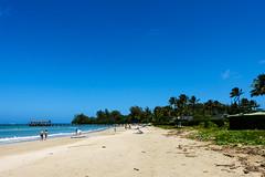 Kaui 478 DSC04303 (cpburt) Tags: kauai hawaii hanaleipier hanaleibay hanaleibeach hanalei ocean beach waves shore