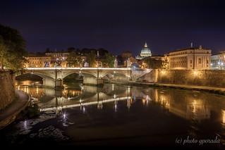 Rome - Ponte Vittorio Emanuele II