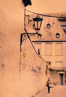 Sieh um Dich str. Trier(Lithprint)