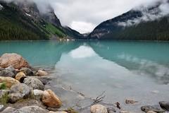 Lake Louise (naromeel) Tags: banff canada nature reflection