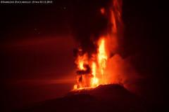 LA MAESTOSA ERUZIONE DEL 03 DICEMBRE 2015 (Fabrizio Zuccarello) Tags: etna sicily sicilia volcanoes vulcani italy italia nature natura geology geologia eruption eruzione