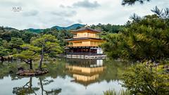 Kinkaku-ji (XILAG Pictures) Tags: 1635 canon canonef1635mmf4lisusm ef1635mmf4lisusm japan japon kansai kyoto kyōto lightroom 70d