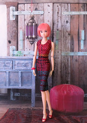 Torrance (MurderWithMirrors) Tags: momoko petworks doll pinklady 04nf mwm