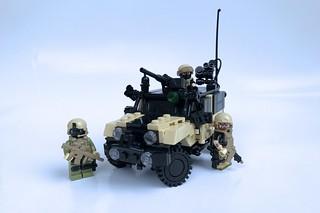 Jeep Wrangler Commando