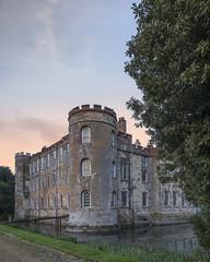 Castle at dawn (www.forgottenheritage.co.uk) Tags: explore exploration castle dawn england