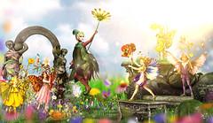 Flower pixy (meriluu17) Tags: boudoir poseidon naminoke n pixy pixie fairy fae fairytale spring flower flowers summer magical magic fantasy tfgc thefantasygachacarnival outdoor people colors