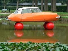 Citroën DS floating (1010257) (Le Photiste) Tags: clay floatingcitroënds 50yearscitroëndsin2005 citroënds citroënsagroupepsapeugeotcitroënsaintouenfrance cc frenchicon frenchautomobile orange 50thanniversarycitroënds afeastformyeyes aphotographersview autofocus alltypesoftransport artisticimpressions blinkagain beautifulcapture bestpeople'schoice bloodsweatandgears creativeimpuls cazadoresdeimágenes digifotopro damncoolphotographers digitalcreations django'smaster friendsforever finegold fandevoitures fairplay greatphotographers gearheads giveme5 ineffable infinitexposure iqimagequality interesting livingwithmultiplesclerosisms lovelyflickr mastersofcreativephotography magicmomentsinyourlife niceasitgets panasonic photographers prophoto photographicworld planetearthtransport planetearthbackintheday photomix thelooklevel1red theredgroup soe slowride simplysuperb saariysqualitypictures showcaseimages simplythebest simplybecause thebestshot themachines thepitstopshop transportofallkinds vividstriking vigilantphotographersunite wow wheelsanythingthatrolls yourbestoftoday hairygitselite