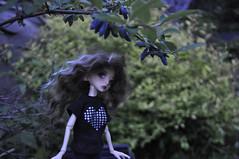 Little Aleah by Nefer Kane (anothergate) Tags: bjd portraits aleah nefer kane doll nature