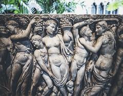 Isabella Stewart Gardner Museum - Boston (Jonmikel & Kat-YSNP) Tags: museum art boston sculpture sarcophagus roman dionysus