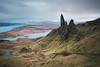 The famous Old Man of Storr (Sunny Herzinger) Tags: scotland skye unitedkingdom gb visipix