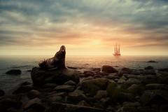 leuchtender Horizont - luminous horizon... (Frank Dohle) Tags: gulfofmexico deepwater horizon luminous