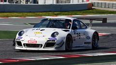 Porsche 911 GT3 R / Raymond NARAC  FRA / Thierry CORNAC / FRA / IMSA PERFORMANCE (Renzopaso) Tags: porsche 911 gt3 r raymond narac fra thierry cornac imsa performance v endurance series 2016 circuit barcelona