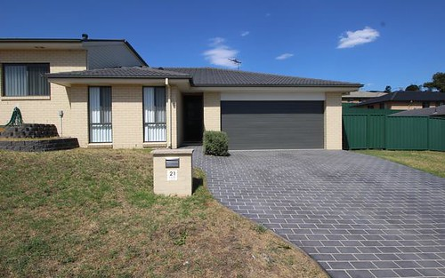 21 Chivers Circuit, Muswellbrook NSW