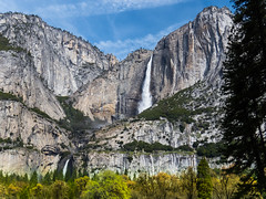 Earth Day in Yosemite (Extra Medium) Tags: marchforscience altnps earthday yosemitenationalpark waterfalls