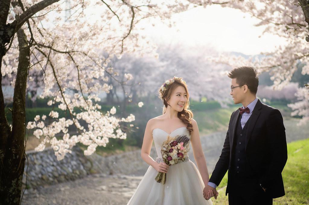 日本婚紗, 京都婚紗, 海外婚紗, 婚紗攝影, 婚攝守恆, 關西婚紗, 櫻花婚紗-14