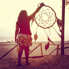 Dreamcatcher😍 #gokarna#beach#gokarnaadventures (francinasamson) Tags: instagramapp square squareformat iphoneography uploaded:by=instagram gotham