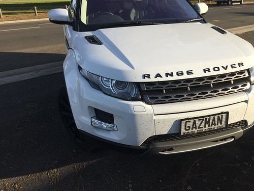 GAZMAN, Range Rover Sports.