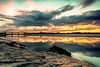 Wigg Islamd (9 of 10) (andyyoung37) Tags: merseyflatbargewrecks runcorn runcornbridge uk wiggisland cheshire rivermersey sunset