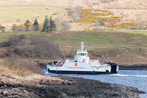 View from Lochaline