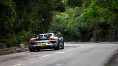 Nine One Eight. (AaronChungPhoto) Tags: porsche 918 918spyder hypercar car supercar hongkong hk smd