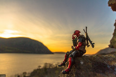 Deadpool (MadMartigen) Tags: littlestonypoint deadpool revoltech actionfigure toy marvel marvelcomics hudsonvalley
