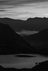 ☯ (VALERIA MORRONE ヴァレリア فاليريا) Tags: laghi nuvole rocce alba sunrise quota montagna nikon d60 valeria morrone alto adige südtirol bödenseen piani