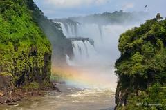 DSC_6601 (Angela MGM) Tags: parquenacionaliguazú brasil argentina iguazú naturaleza landscape paisaje agua cascada viaje lugares travel natural