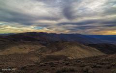 The Amargosa Range at Sunset (buffdawgus) Tags: amargosamountains amargosarange california canon5dmarkiii canonef24105mmf4lisusm deathvalleynationalpark inyocounty landscape lightroom6 sunset topazsw