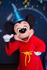 【Meet Mickey】Sorcerer Mickey💫 (°○°HINAKO°○°) Tags: tokyodisneyland disneyland disney mickey mickeymouse