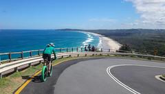 Cape Byron (Neil Ennis) Tags: byronbay capebyron fatbike