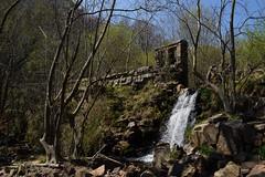 Cascada a Santa Fe (Hachimaki123) Tags: paisaje landscape montseny santafe santafedelmontseny parcnaturaldelmontseny cascada water waterfall agua