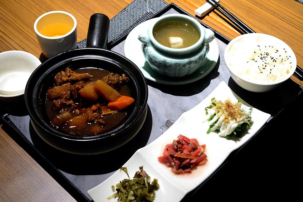 太魯閣天祥晶英酒店 梅園中餐廳