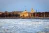 Ice in Neva (VladimirTro) Tags: architecture saintpetersburg ice russia neva river россия санктпетербург canon outdoor europe 500d cityscape waterscape eos dslr photo photography
