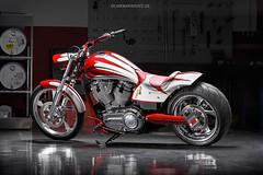 Victory Jackpot Custom - Shot 3 (Dejan Marinkovic Photography) Tags: victory hammer motorcycle bike custombike lightpainting scallops