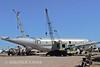 BOEING KC97L 52-2604\N97GX USAF (shanairpic) Tags: military propliner c97 kc97 boeingkc97 stratotanker 522604 usafn97gx