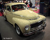 Volvo PV544 (fangio678) Tags: retromobile paris 09 02 2017 voiture voituresanciennes ancienne collection cars classic coche oldtimer youngtimer volvo pv544 suedoise