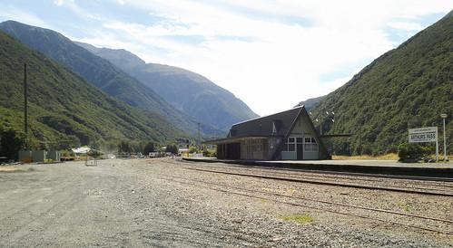 Arthur's Pass   New Zealand   March 2007
