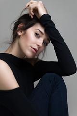 Alexa Taylor (clippix.co.uk) Tags: retouch hitchin luton nikon 85mm strobist stalbans harpenden portrait dunstable alexa