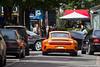 Spotting 2013 - Porsche 959 Special by Porsche Exclusive (Deux-Chevrons.com) Tags: porsche959 porsche 959 supercar sportcar gt hypercar spot spotted spotting croisée rue street paris france car coche voiture auto automobile automotive quatar qatar porscheexclusive exclusive orange exotic exotics
