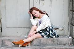Lili1019 (Mike (JPG直出~ 這就是我的忍道XD)) Tags: lili 台灣大學 d300 model beauty 外拍 portrait 2014