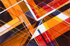 Insane Usain Bolt Jolt (therealshawnshawn) Tags: usain bolt olympics running sprinting 2008 shawnshawn painting art geometricc architectural abostraction 2017