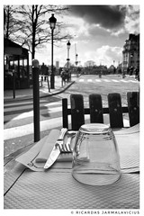 Table for one in Paris (Ricardas Jarmalavicius) Tags: blackandwhite blackandwhitephotography blackwhite noiretblanc adorenoir photography photooftheday photographize photographie photo iphoneography iphonephotography iphone6s popphoto popphotocom jarmalavicius ricardasjarmalavicius paris parisjetaime amoureuxdeparis inlovewithparis parismaville 121clicks bnw flickr flickrsocial cafe eyephoto theappwhisperer lonely mobilephotography mobiography mobitog mobilemag street streetphotography straat streetphotographer city cityscape outdoor monochrome bestphoto 500px utata theinspiredeye depthoffield