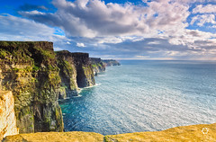 Cliffs of Moher Co. Clare , Ireland (Frederick Bancale) Tags: ireland clare moher cliffs seascapes waterscapes