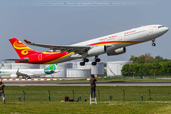 Hainan Airlines A330 (B-8015) rocketing out of Brussels! (Simon Van Assche Photography) Tags: b8015 hainan airlines airbus a330 aviation airport avion avgeek avporn aircraft air bird belgium brussels bruxelles exterieur exposition ebbr plane picture piste photo pic spotters spotter spotting spott skies spot beijing pékin long
