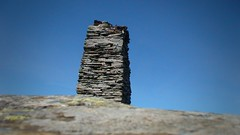 Cairn (Astral Eye) Tags: nature ciel mineral pierre caillou extérieur naturel